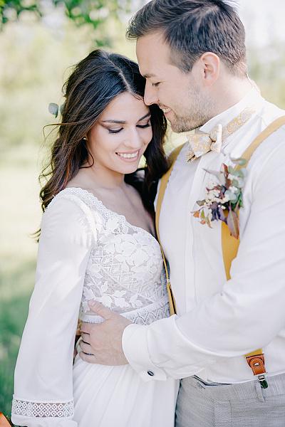 Svatba v boho stylu - Obrázek č. 48