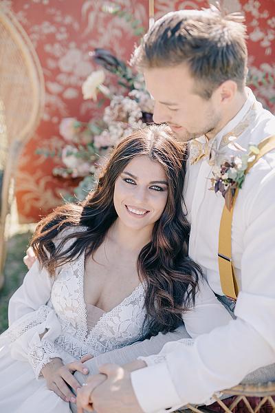 Svatba v boho stylu - Obrázek č. 50