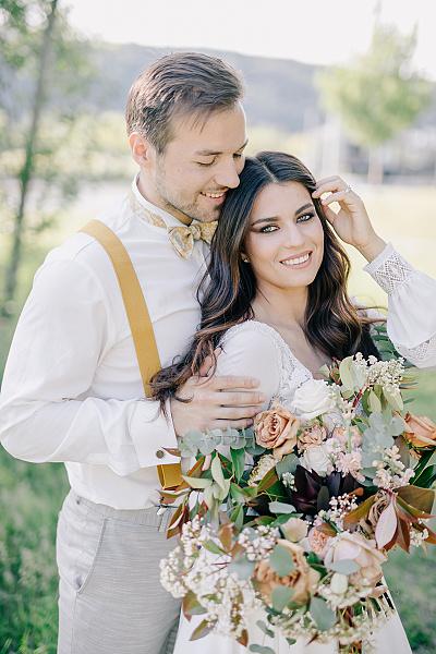 Svatba v boho stylu - Obrázek č. 54