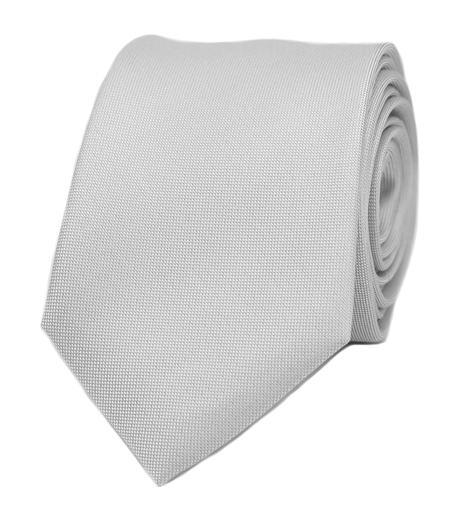 Šedá hedvábná kravata - Obrázek č. 1