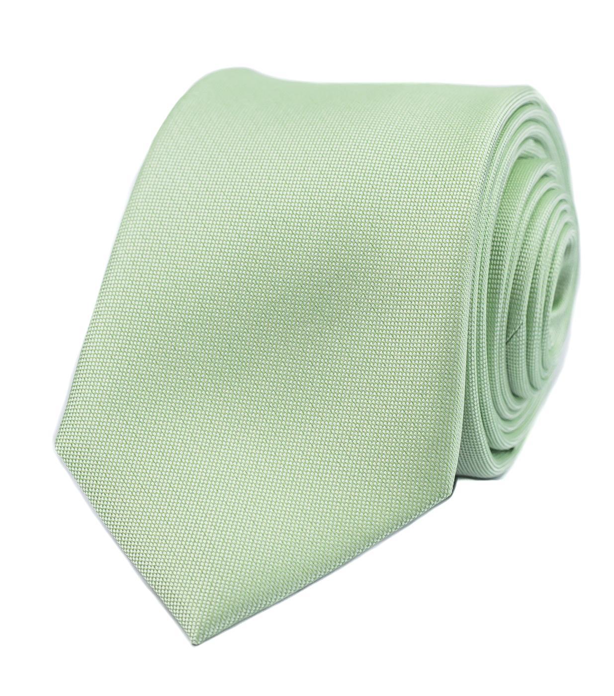 Mint hedvábná kravata - Obrázok č. 1