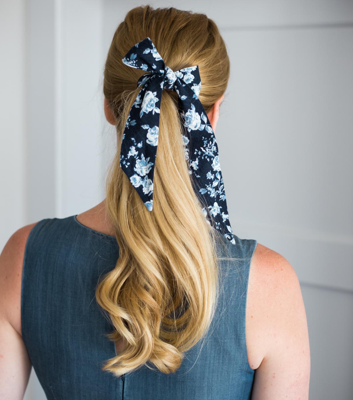 Nové svatební kravaty a motýlky - Mašle pro ženy do vlasů