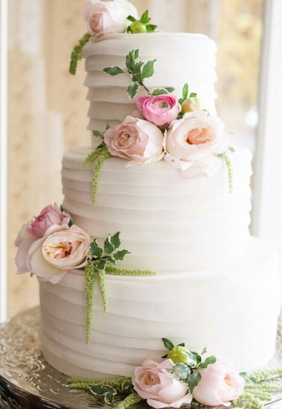 Predsvadobné prípravy - svadobná torta