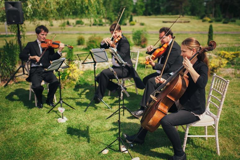 Predsvadobné prípravy - svadobne kvarteto