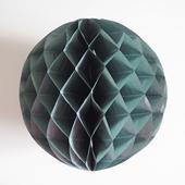 Papírové koule honeycomb 2 ks,