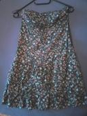 Krátke letné šaty, 36