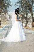 svadobne šaty site na mieru , 37