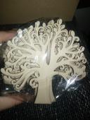 Mini stromky dřevěné,
