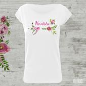 Tričko na rozlučku se svobodou - Romantický set, XL