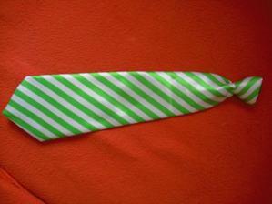 další kravata pro hafana, s touhle bude více ladit:-)
