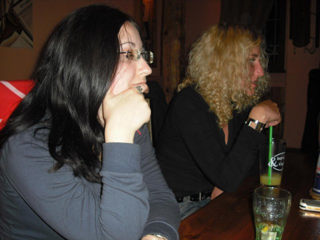 Srazy nevěst Teplice a okolí:-) - sraz nevěst 4.6.09