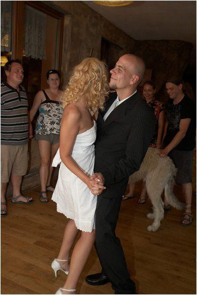 Barbara Tlapáková{{_AND_}}Zdeněk Schwarz - první tanec