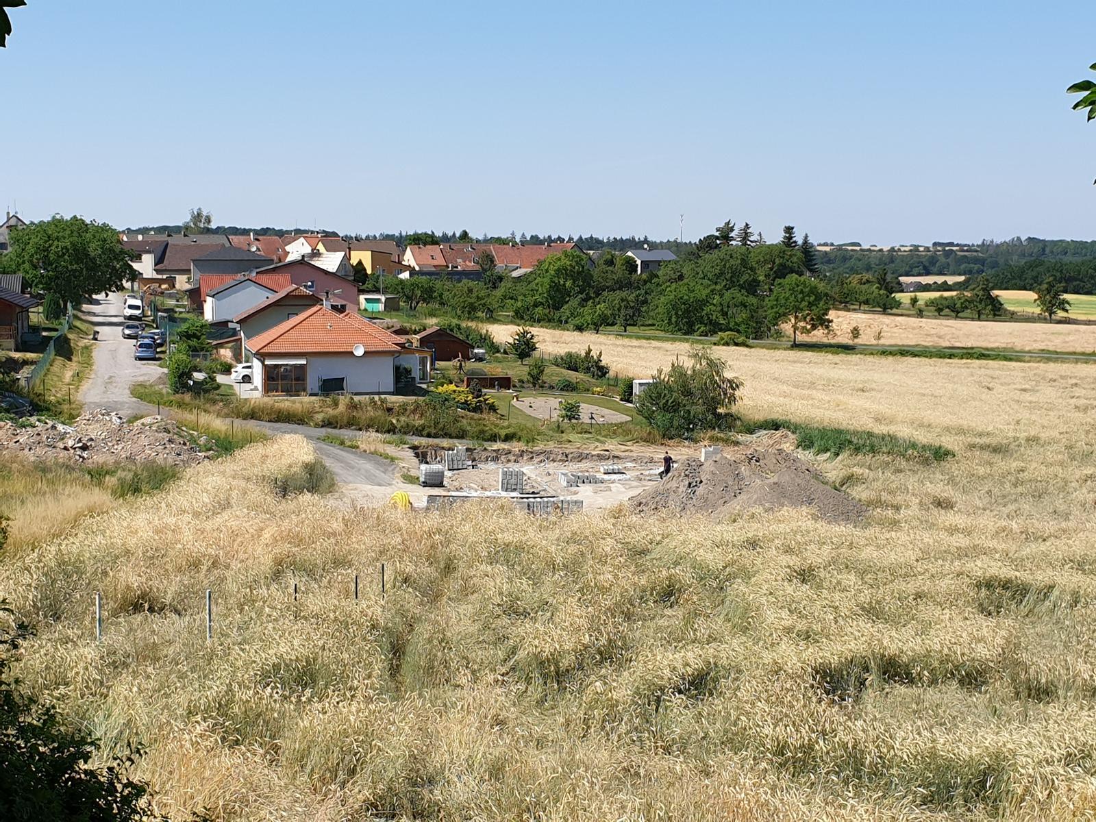 Bungalov s plochou střechou - Obrázek č. 32