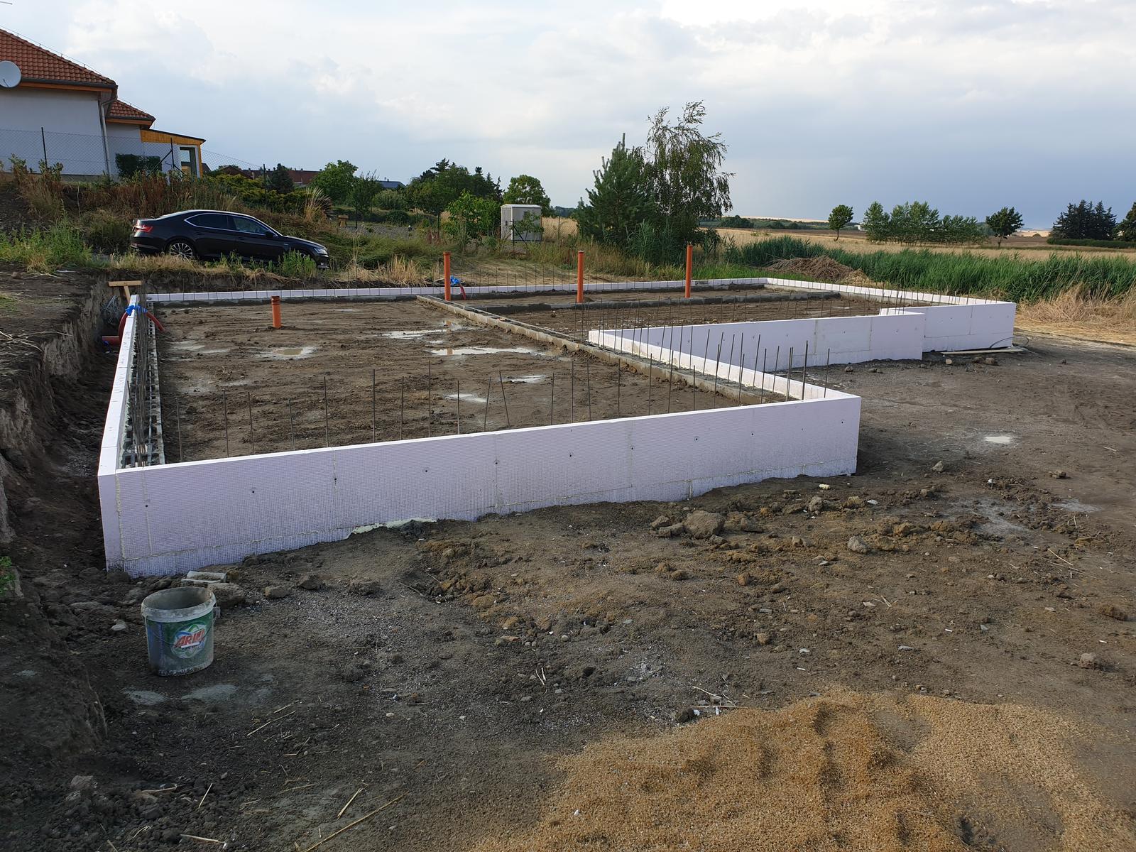 Bungalov s plochou střechou - Obrázek č. 43