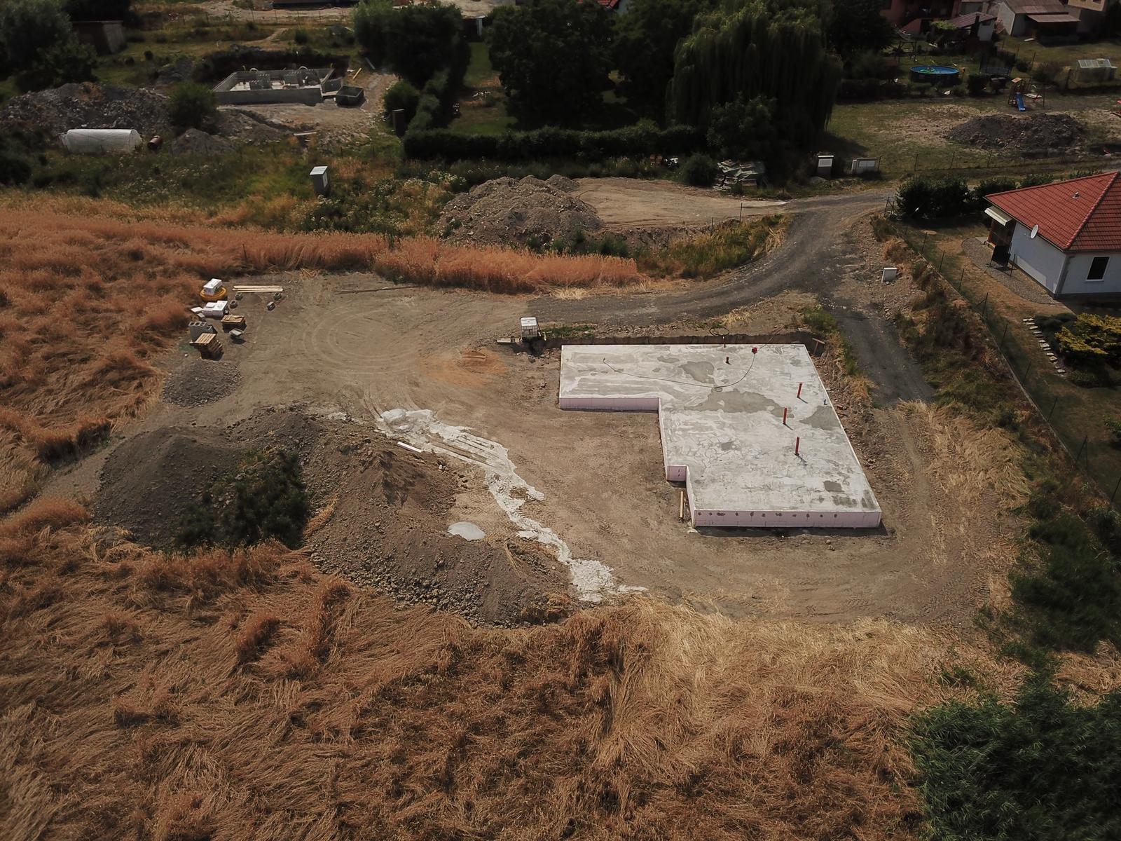 Bungalov s plochou střechou - Obrázek č. 40