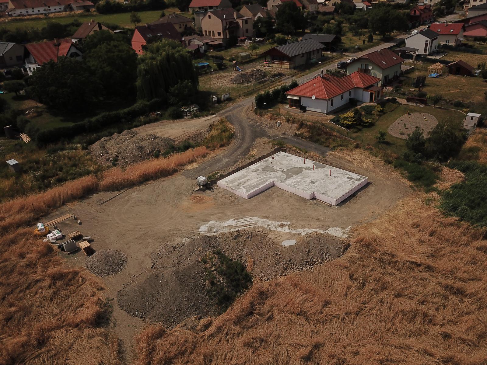 Bungalov s plochou střechou - Obrázek č. 50