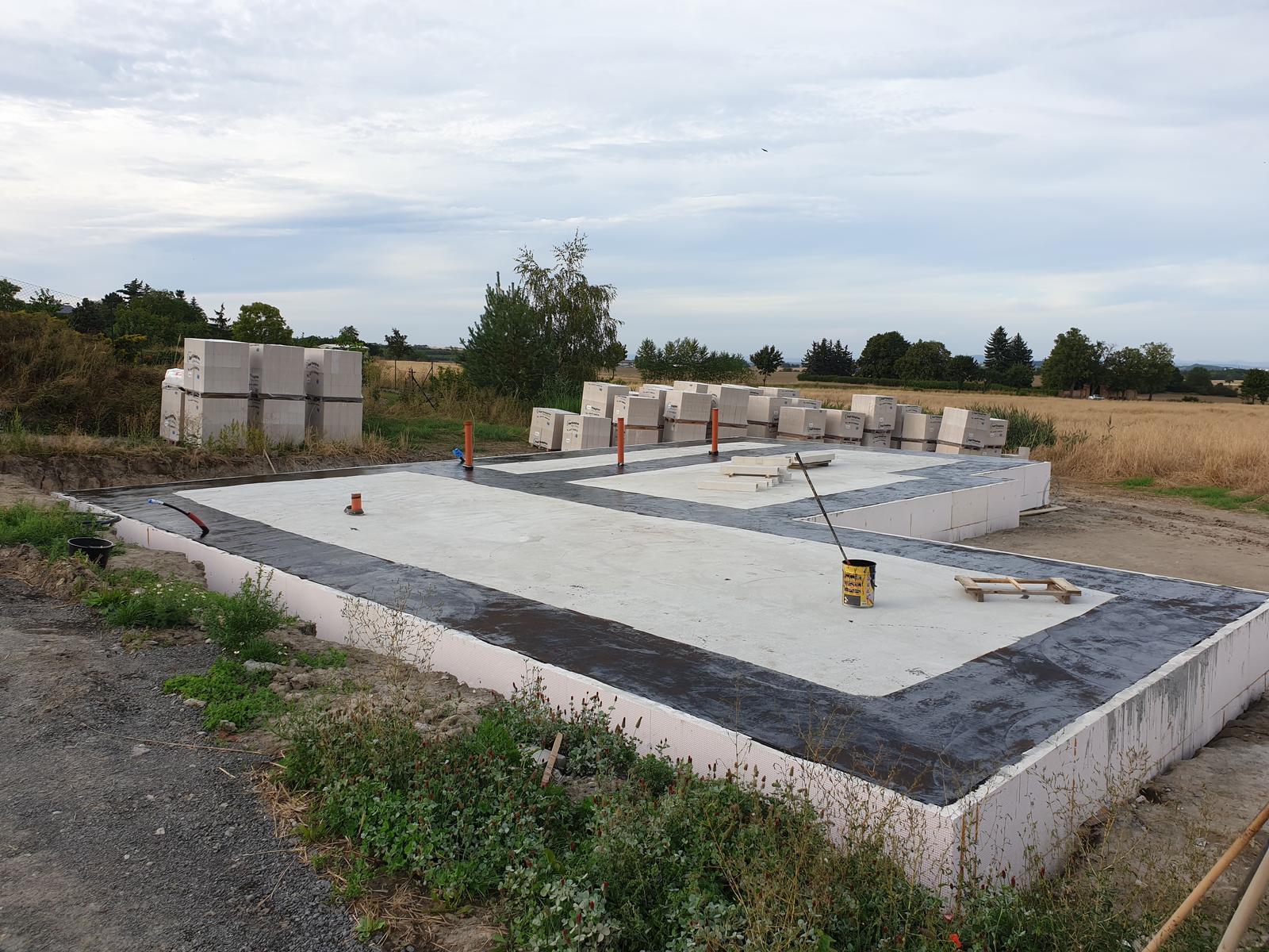 Bungalov s plochou střechou - Obrázek č. 59