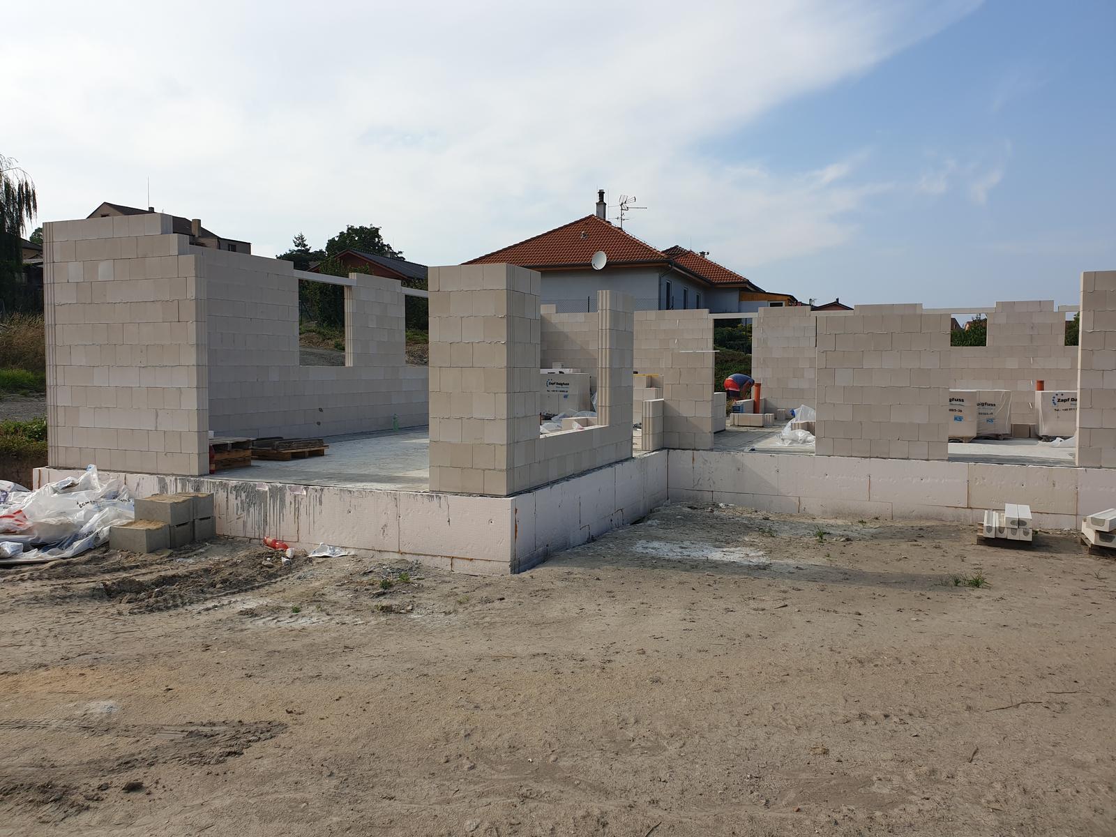 Bungalov s plochou střechou - Obrázek č. 69