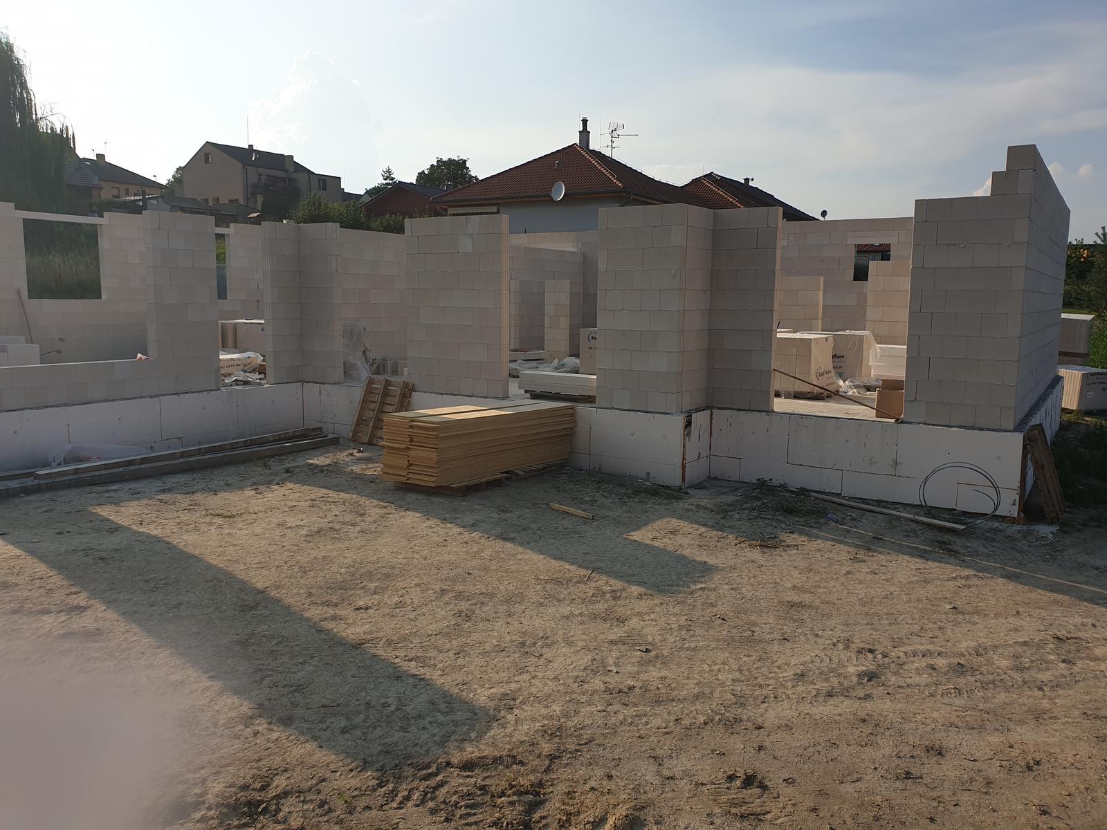 Bungalov s plochou střechou - Obrázek č. 75