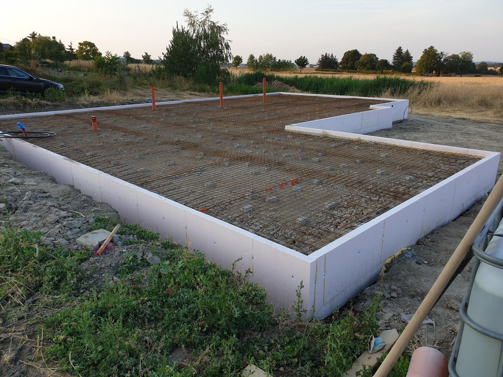 Bungalov s plochou střechou - Obrázek č. 45