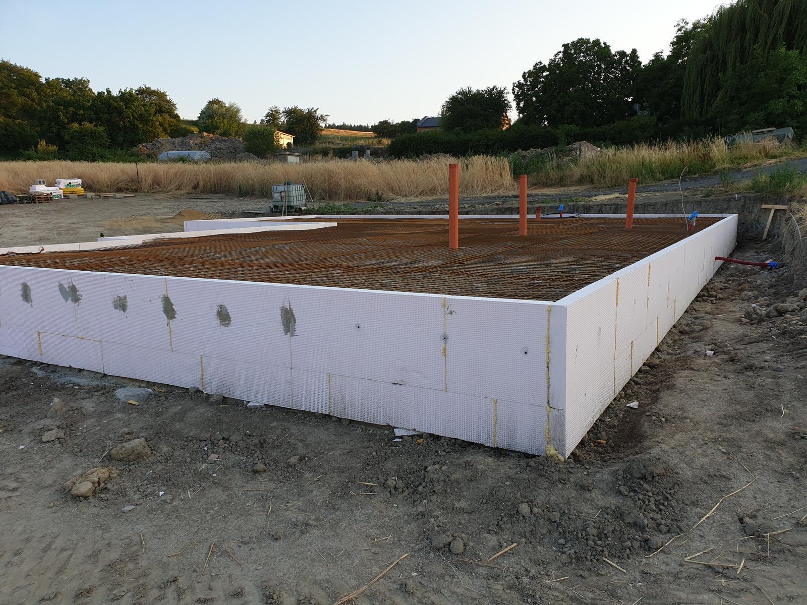 Bungalov s plochou střechou - Obrázek č. 46