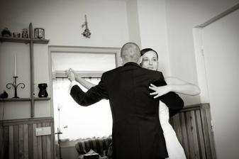 Nácvik prvého tanca