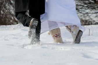 Hlavne že sú nohy v teple