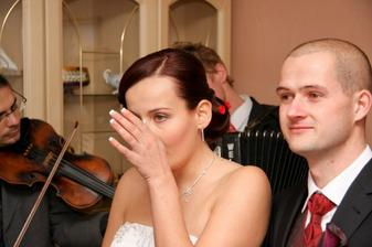Najsilnejší moment svadby