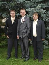 fešácká trojka