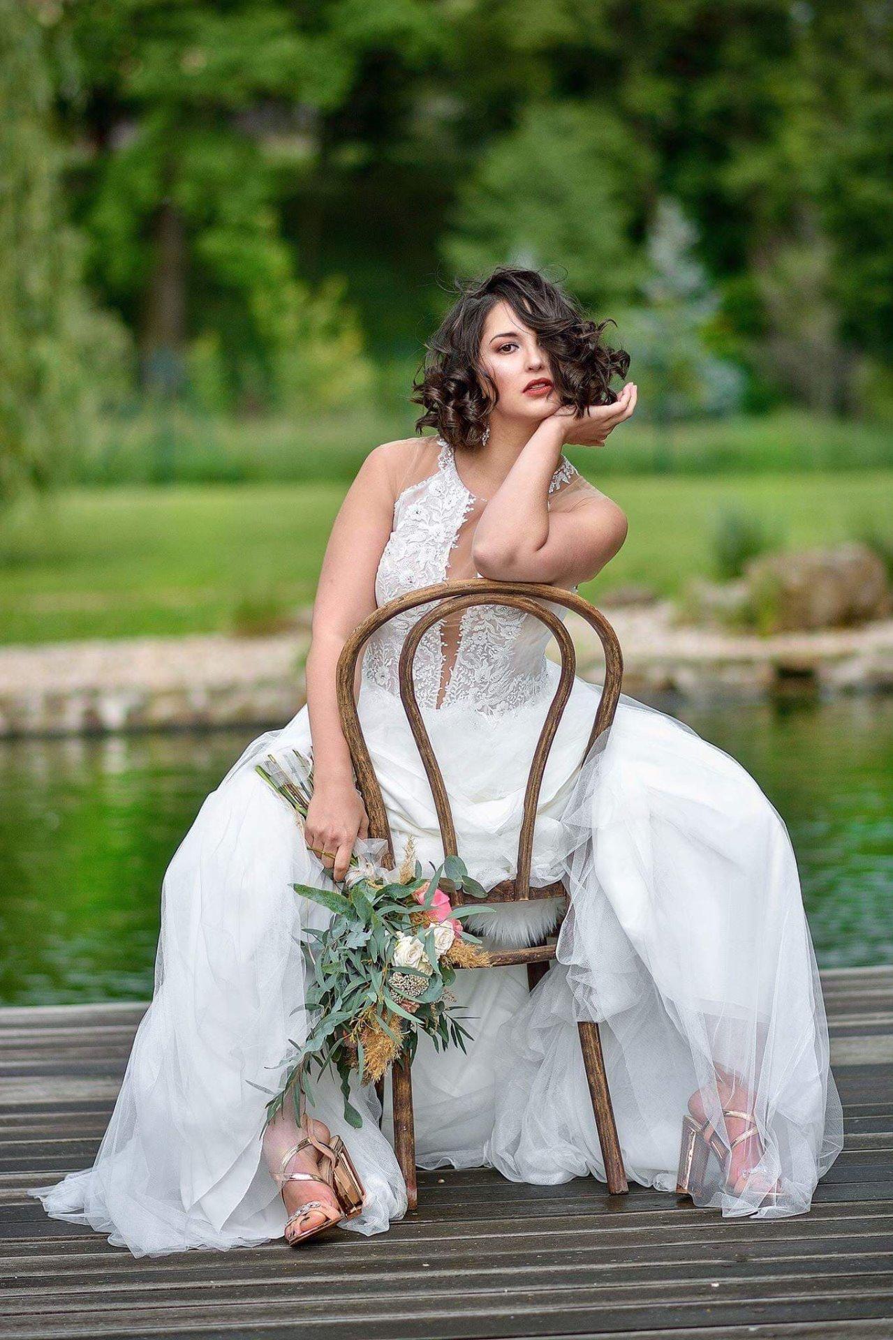 Svatební líčení a účes - Obrázek č. 4