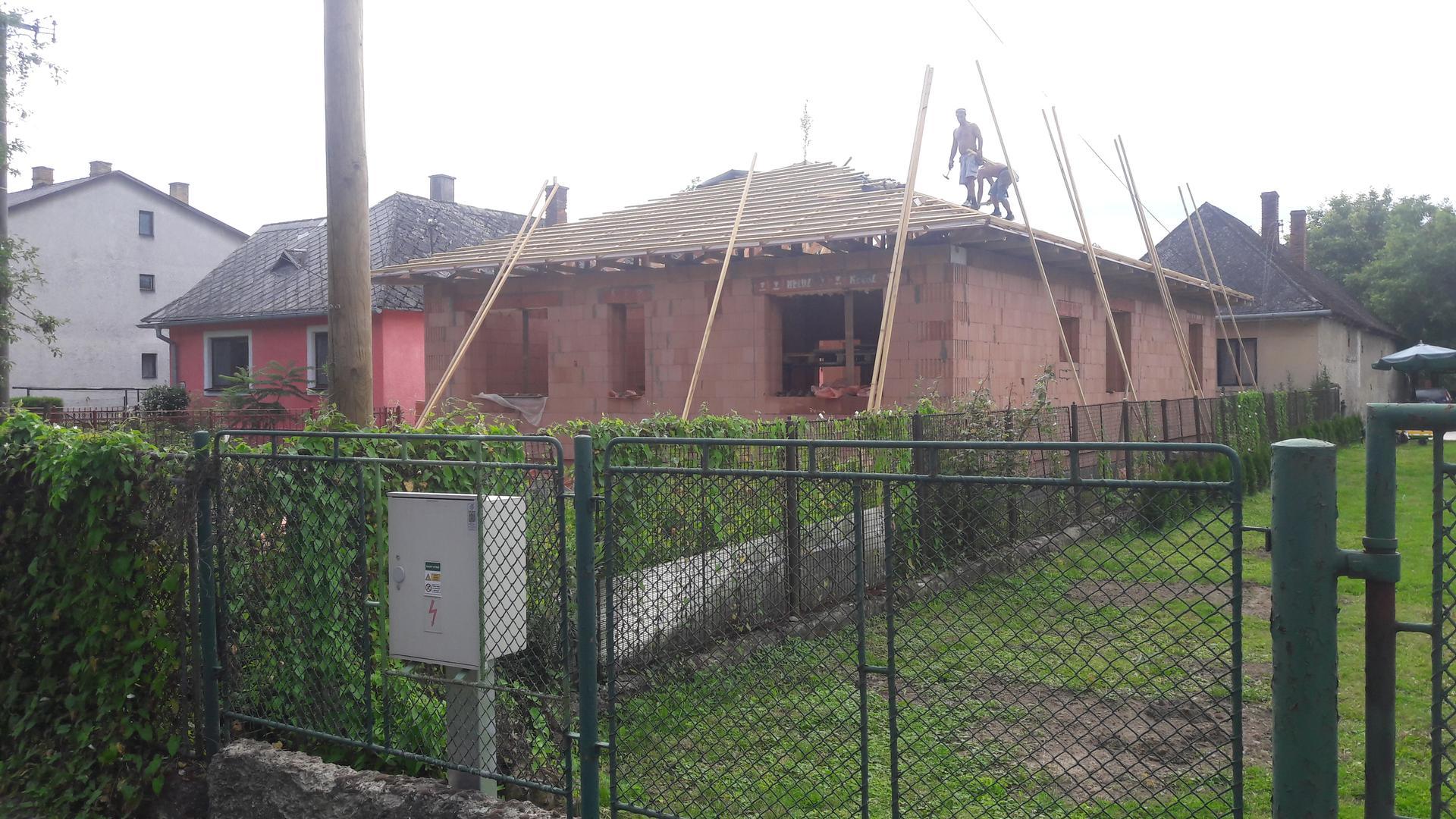 Stavba môjho domu svojpomocne - Obrázok č. 9