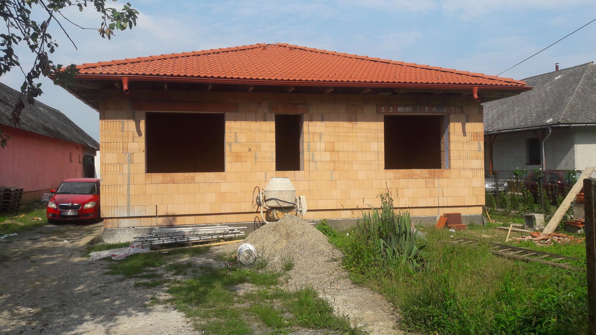 Stavba môjho domu svojpomocne - Obrázok č. 10