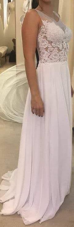Svatební šaty krajka - Obrázek č. 1