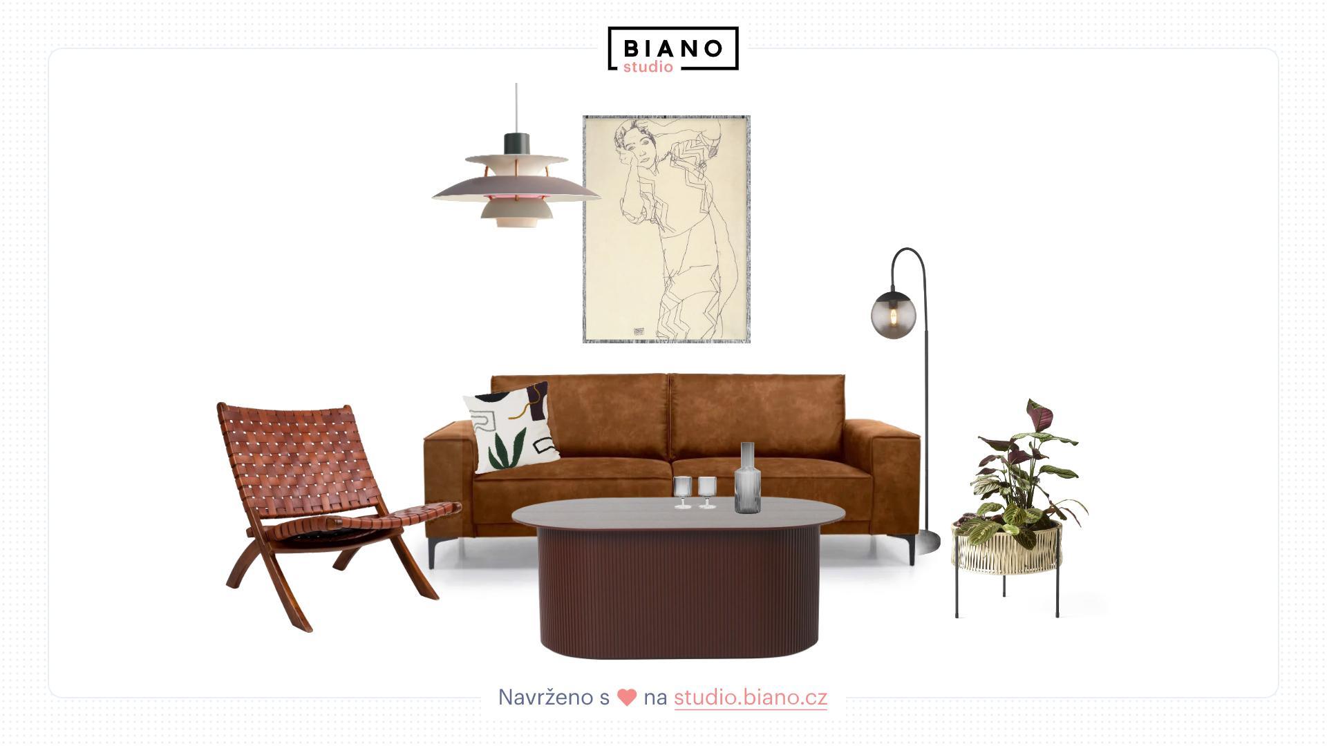 Konečně už si nemusíte vysněné bydlení jenom představovat! Slaďte k sobě nábytek a doplňky v Biano Studiu ➡ https://studio.biano.cz/ a sdílejte svůj projekt s ostatními. 👁️ Tady je malá ukázka toho, co už ostatní vytvořili 👇  Inspirujte se! - Obrázek č. 3