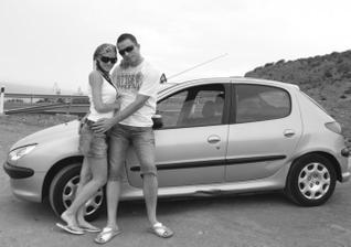 svatebni cesta Grand Canaria