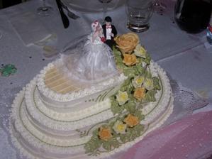 jedna z hlavnych tort