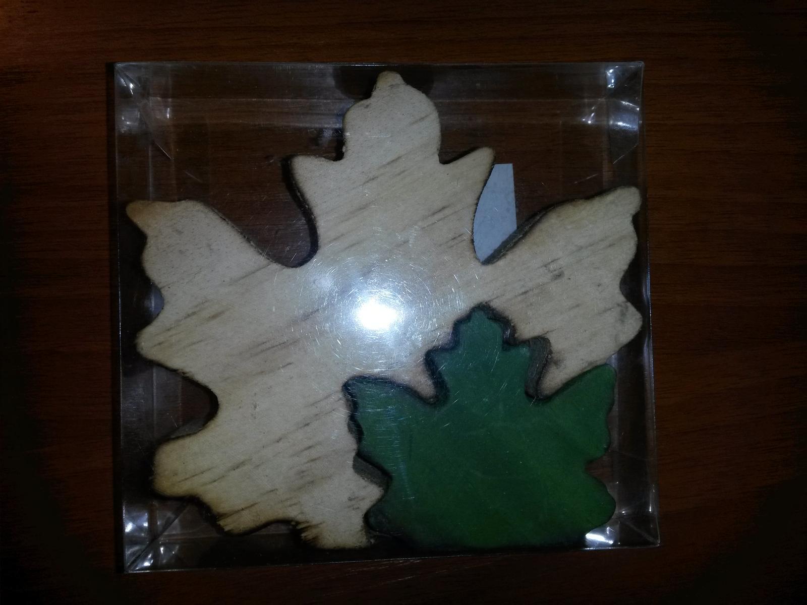 Dreveny list - Obrázok č. 1