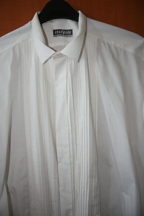 Svadobná košeľa zn. Avantgard, - Obrázok č. 1