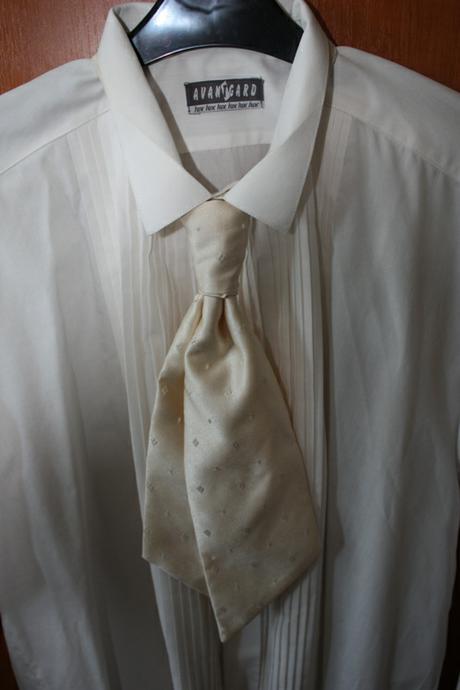 Svadobná košeľa zn. Avantgard, - Obrázok č. 3