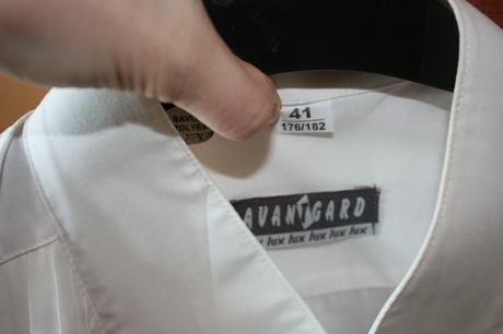 Svadobná košeľa zn. Avantgard, - Obrázok č. 4