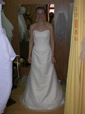 ty jsem si vybrala,ale jiná nevěsta mě předběhla :-(