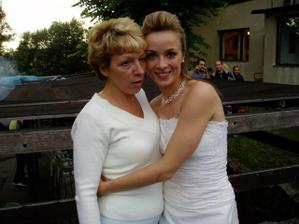 S milovanou maminečkou