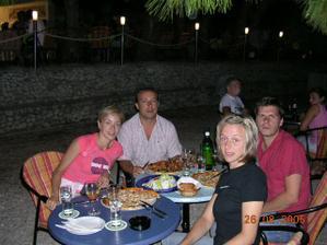 Naše čtyřdenní dovča v Chorvatsku s mojí sestrou a přítelem