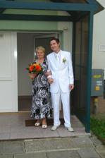 manžel s mamkou