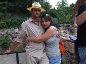 ...Tak to som ja a môj drahý :)