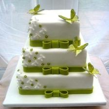 dort na svatební tabuli
