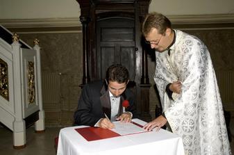 podpis mojho manzela :-)