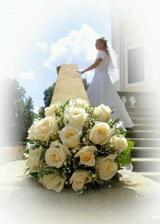 Moje svatební kytice, Iviku máme asi stejnou.