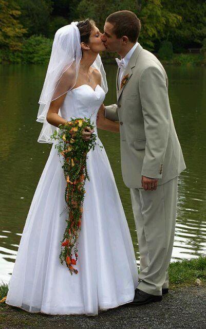 Moje přípravy na srpnový den D - takto by měl vypadat soulad novomanželů