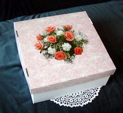 krabice na výslužku - moc hezké